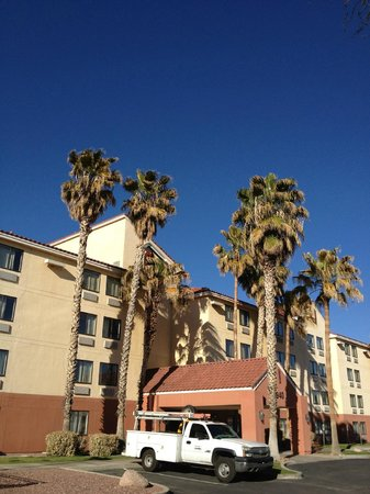 Red Roof Inn Tucson North - Marana : Hotel