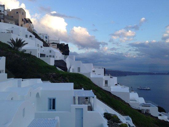 Tholos Resort : The amazing Caldera