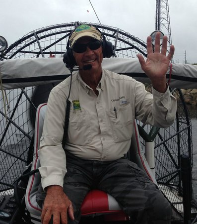 Spirit of the Swamp Airboat Rides: Great guide