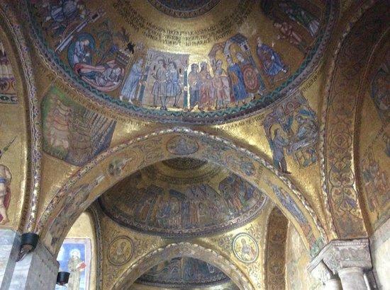 Interno Basilica San Marco Foto Di Think Venice Venezia