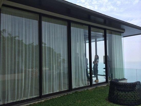 Conrad Koh Samui : Our Villa