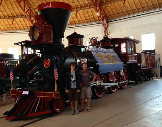 Baltimore and Ohio Railroad Museum: Beautiful Trains