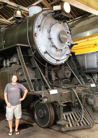 Baltimore and Ohio Railroad Museum: Big Trains