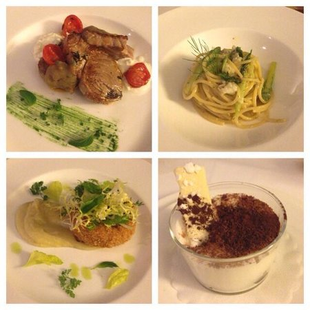 Lefay Resort & Spa Lago di Garda: Food