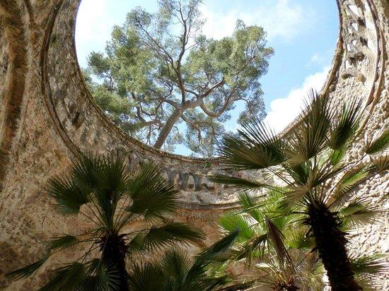 Villa Rufolo : Sala dei Cavalleri