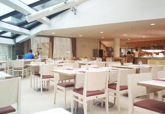 Hotel Piolets Park & Spa: El comedor