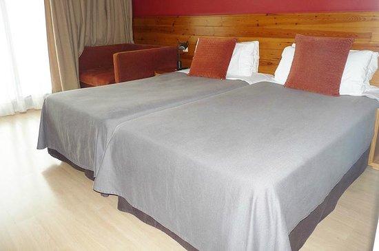 Hotel Piolets Park & Spa: La cama