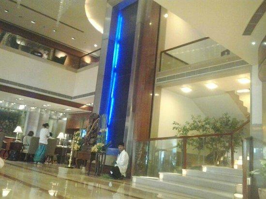 Jaypee Siddharth: Hall