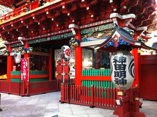 Kanda Shrine: 神田明神