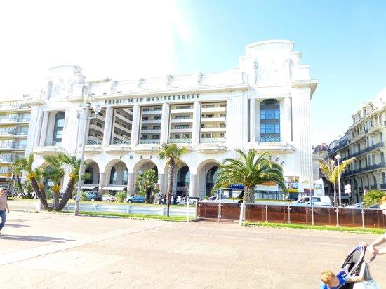 Hyatt Regency Nice Palais de la Mediterranee : A stunning hotel