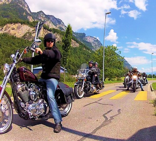 International Harley Tours Day Tours