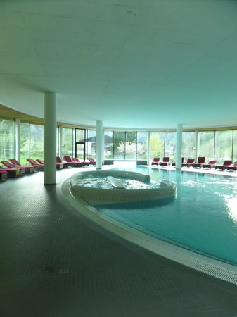 Gesundhotel Bad Reuthe: Spa Thermalbad Bereich
