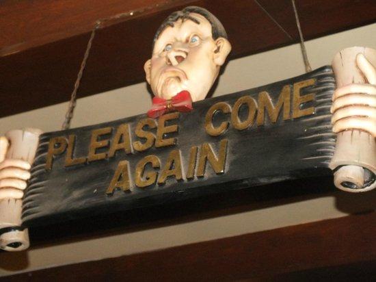 Kibele Restaurant: .