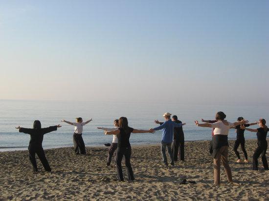 Hotel Beau Rivage: Tai Chi e Qi Gong: pratica al mare per i nostri ospiti