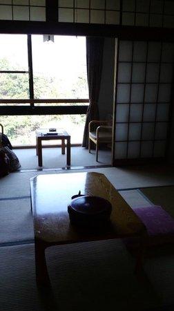 Hakone Reinanso : 客室