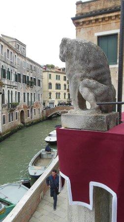 Hotel Sant'Antonin: view