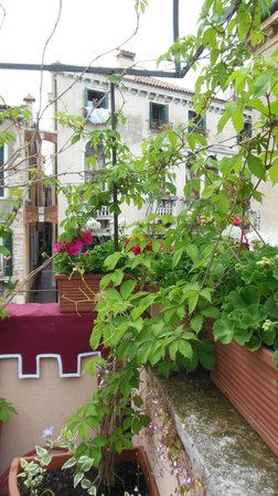 Hotel Sant'Antonin: From the private terrace