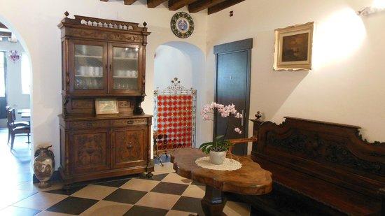 Hotel Sant'Antonin: Hall
