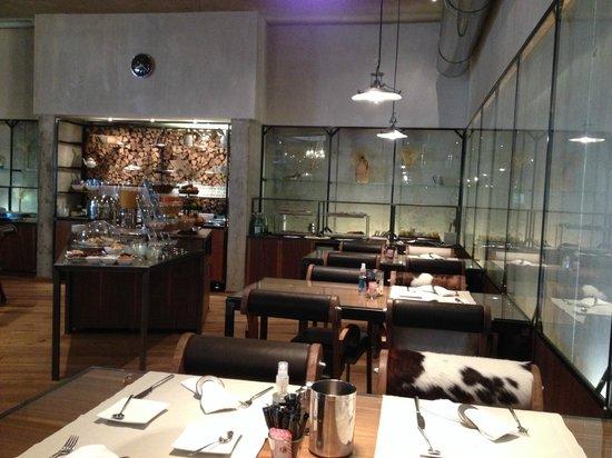 Hotel Matterhorn Focus: Breakfast room