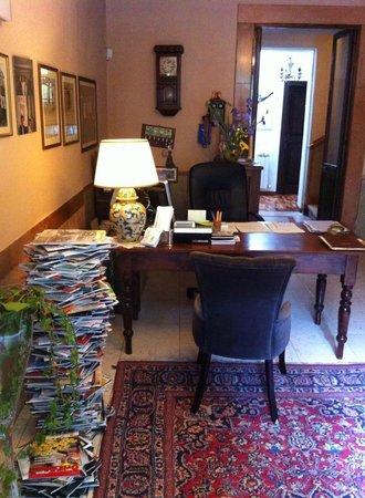 Hotel Antico Furlo: ingresso