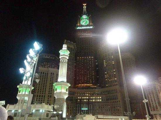 Night Caption Picture Of Pullman Zamzam Makkah Mecca Tripadvisor