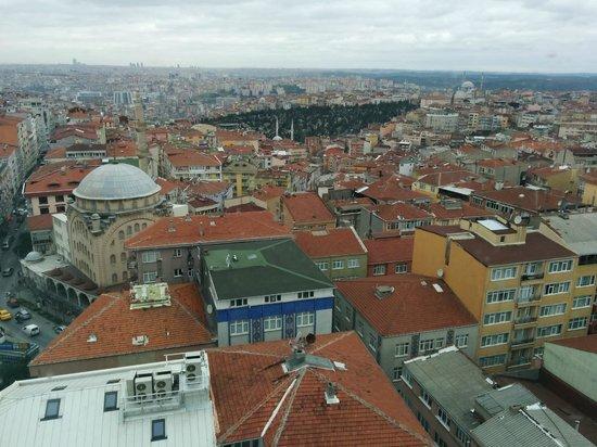 Movenpick Hotel Istanbul : Beautiful Istanbul