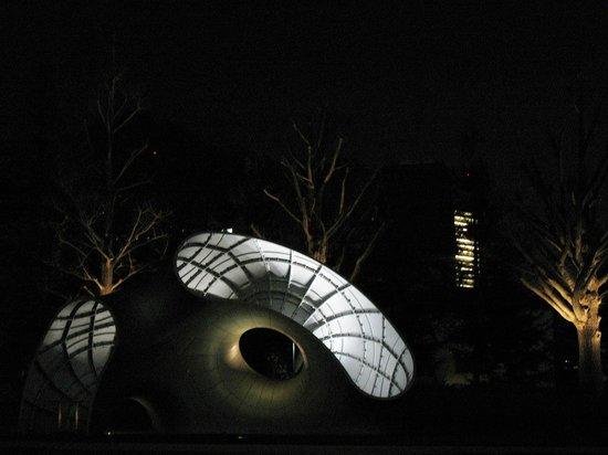 """Tokyo Midtown : Florian Claar, """"Fragment No. 5"""""""