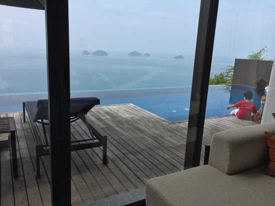Conrad Koh Samui : View for the Villa