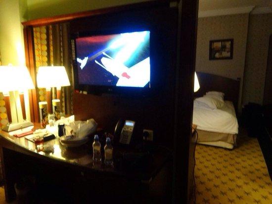Leader Al Muna Kareem Hotel : Room 1