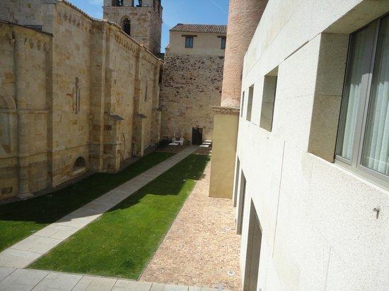 NH Zamora Palacio del Duero: VISTAS VENTANA