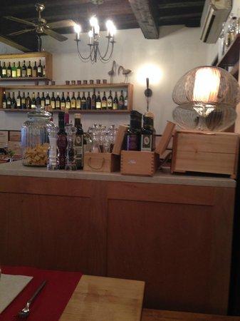 Marco Polo: interno ristorante