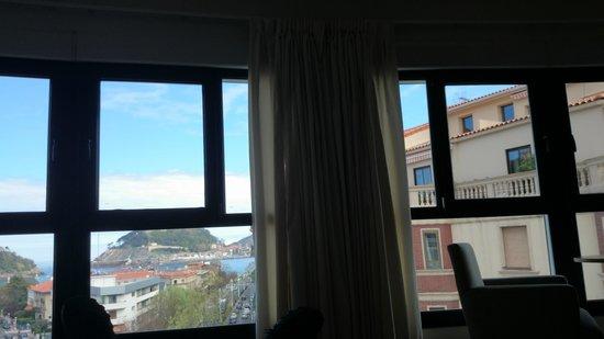 Hotel Codina: Vistas a la playa