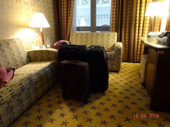 Leader Al Muna Kareem Hotel : Suite 200 room 1