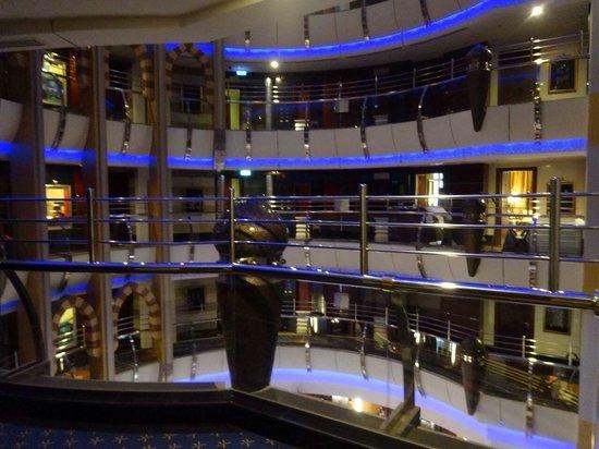 Leader Al Muna Kareem Hotel : Lobby