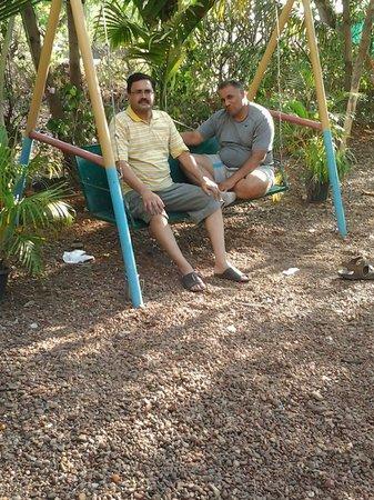 Sahyadri Tourist Home : Play Area