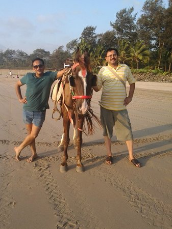 Sahyadri Tourist Home : Beach
