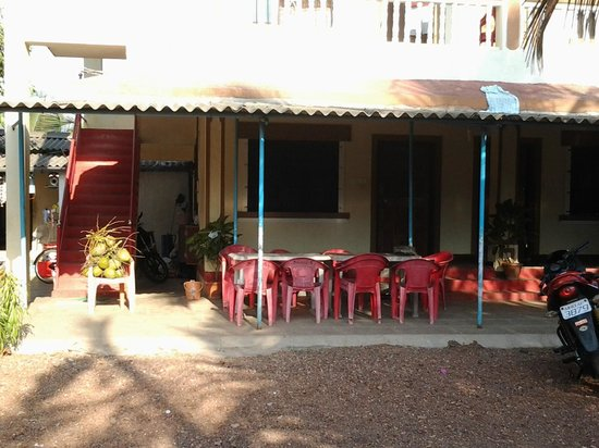Sahyadri Tourist Home : Open Place