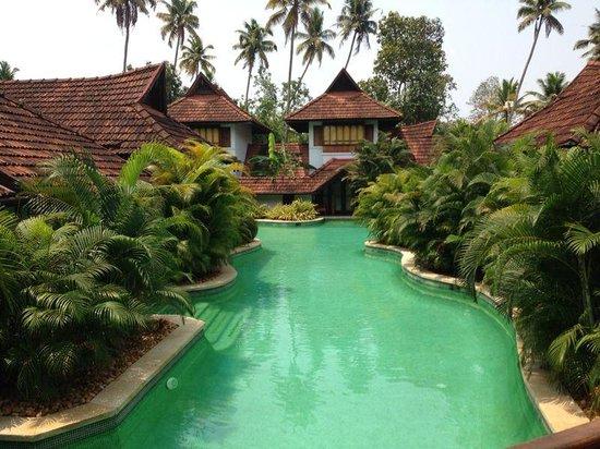 Kumarakom Lake Resort: nice rooms