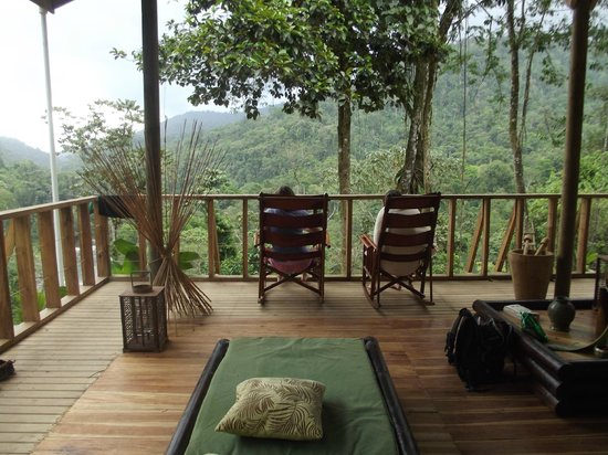Pacuare Outdoor Center: The main lodge