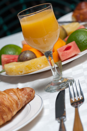 Sun Safari Club Hotel : English Breakfast