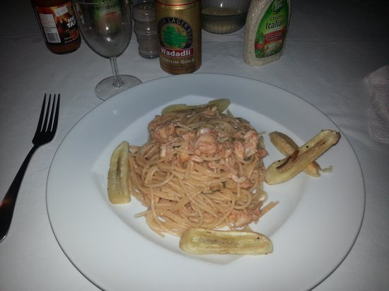 Uncle Roddy's: spaghetti all'aragosta