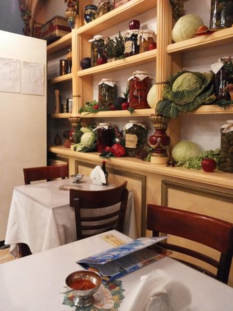 Polakowski Self Service Restaurant: interno del ristorante