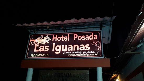 Hotel Boutique Posada Las Iguanas: entrada