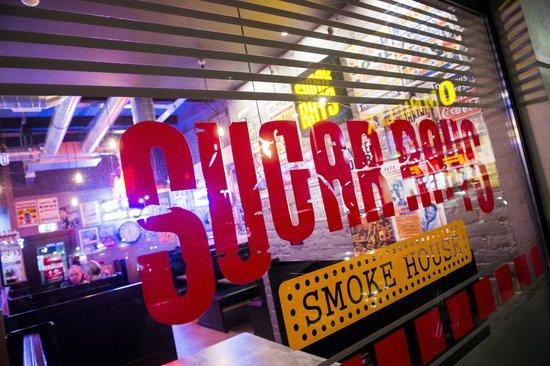 Sugar Rays Smokehouse