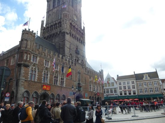 Grand-Place : 鐘楼