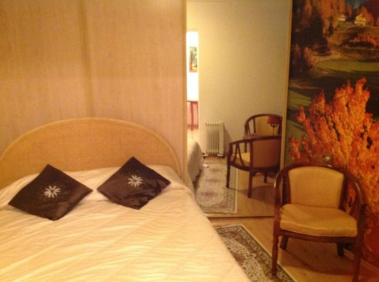 Skapo Apartments: Уютная спальня