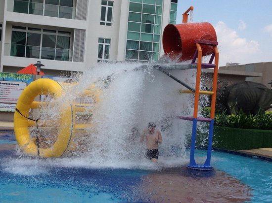 KSL Hotel & Resort: Funful pool