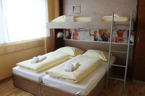 JUFA Hotel Bregenz am Bodensee: 3 bedroom