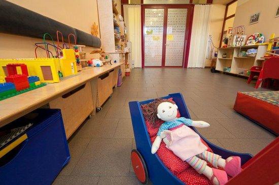 JUFA Hotel Bregenz am Bodensee: Playroom for kids