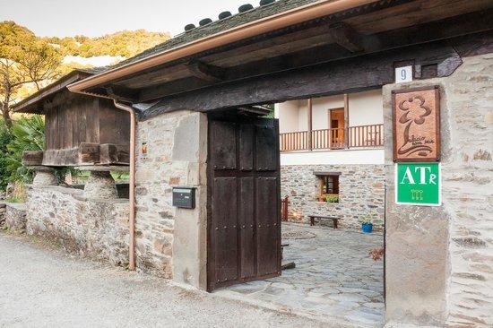 Palacio Rosa Mar: Palacio Rosamar - Apartamentos rurales en Cangas del Narcea